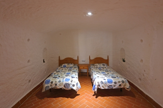 Other room with two individual beds
