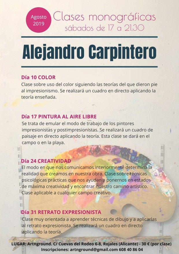 Alejandro Carpintero ciclo1
