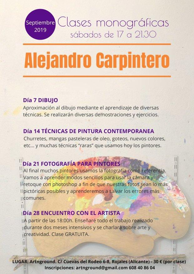 Alejandro Carpintero ciclo2